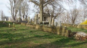 Old Lorimier Cemetery Is One Of Missouri's Spookiest Cemeteries