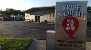 You'll Find Thousands of Antiques Under One Roof At True North, A Vintage Warehouse In Illinois