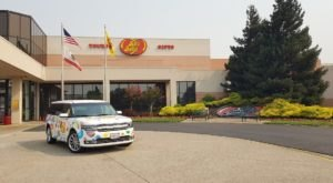 Tour The Official Jelly Belly Factory In Northern California For A Super Sweet Family Outing