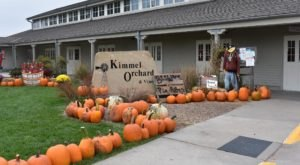 Kimmel Orchard Is The Best Place In Nebraska To Get Your Apple Donut And Cider Fix This Fall