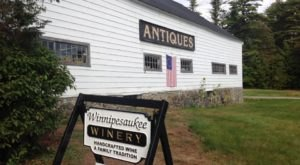 Winnipesaukee Winery In New Hampshire Is Also A Historic Bed And Breakfast