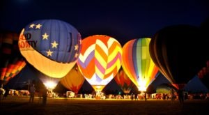 Celebrate Fall At Kansas' Hot Air Balloon Regatta