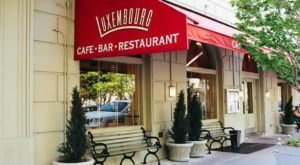 Cafe Luxembourg In New York Was Just Named One Of America's Must-Visit Restaurants
