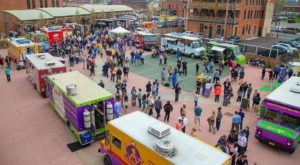 Over 40 Food Trucks Gather In One Place At Food Truck Tuesdays In Buffalo