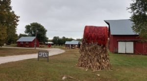 Spend A Charming Fall Day Pumpkin Picking At Red Barn Ranch In Missouri