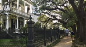 You'll Never Run Out Of Things To Do In The Garden District Neighborhood In New Orleans
