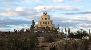 Tovrea Castle In Arizona Is Finally Open For Public Tours