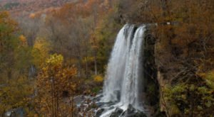You Can Practically Drive Right Up To The Beautiful Falling Spring Falls In Virginia