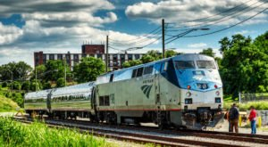 Amtrak Just Unveiled A Non-Stop Train Service Between Two Of America's Busiest Cities