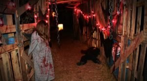 For One Of The Spookiest And Underrated Haunted Houses In Idaho, Visit The Haunted Swamp
