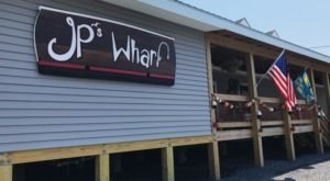 Get Your Fill Of Locally Caught Oysters At JP's Wharf In Delaware