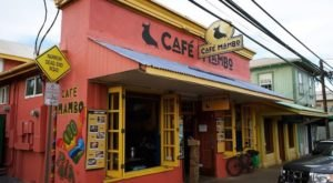 Indulge In Eclectic Eats At Hawaii's Extra Eccentric Cafe Mambo