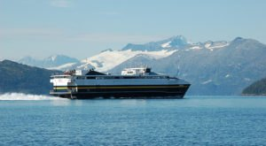 Take The Marine Highway In Alaska For An Unbeatable Adventure
