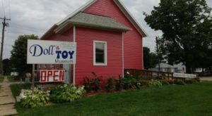 Take A Trip Down Memory Lane With A Visit To Fennimore Doll And Toy Museum In Wisconsin