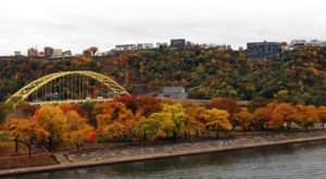 Take A Fall Colors Cruise In Pittsburgh For A Beautiful And Scenic Autumn Adventure