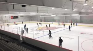 A Trip To Outpost Ice Arena In New Mexico Will Keep You Cool When It's Hot Outside