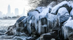 The Farmer's Almanac Predicts Winter 2020 In Cleveland Will Have Warmer Temps And Above Average Amounts Of Snow