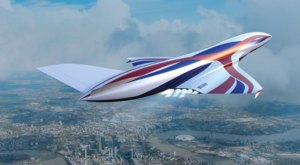 Plans For A New Space Plane Could Mean A One-Hour Flight From New York To London