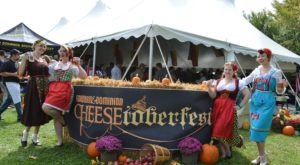 Cheese And Beer Meet In The Spotlight During Delaware's Cheesetoberfest