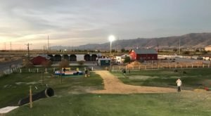 Eat Apple Cider Donuts, Pick A Pumpkin, And Go On A Hay Ride At Cross E Ranch In Utah