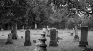 The Pine Hill Cemetery Is One Of New Hampshire's Spookiest Cemeteries