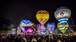 Take Your Family To Owl-O-Ween, A Giant Hot Air Balloon Festival In Georgia This Season