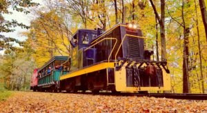 5 Ridiculously Charming Train Rides To Take Around Buffalo This Fall