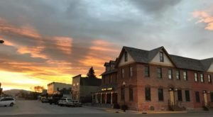 Dine at The Wolf Hotel, A Delicious Out Of The Way Steakhouse In Wyoming