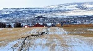 The Farmers Almanac Predicts Winter 2020 In Oregon Will Have Warm Temps And Above Average Amounts Of Precipitation
