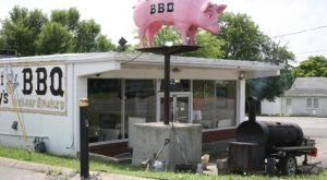 Some Of The Best Barbecue In Nashville Can Be Found At Fat Boy's BBQ
