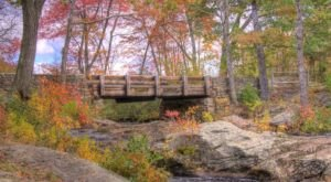 Take These 9 Fantastic Fall Hikes In Connecticut To Get Your Leaf-Peeping Fix