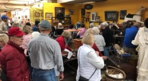 Browse Goods From Over 150 Vendors At The Nashville Show, The Largest Antique Show In Tennessee