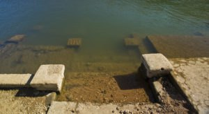 The Underwater Ruins At Monte Ne Are A Strange Sight In Arkansas