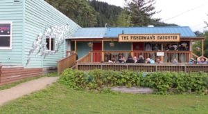 Enjoy Some Of The Best Home Made Seafood Meals At The Fisherman's Daughter In Alaska