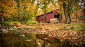 Here Are 7 Of The Most Beautiful Pennsylvania Covered Bridges To Explore This Fall