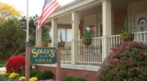 America's Original Butter Burger Can Be Found At Solly's Grille, An 83-Year-Old Diner In Wisconsin