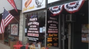 Frank's Star Lunch Near Pittsburgh Has Been Serving Hot Dogs For Decades
