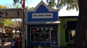 The Candy Cottage In Mississippi Is What Sweet Dreams Are Made Of
