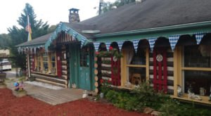 Visit The Bavarian Restaurant & Biergarten, A Log Cabin German Restaurant In North Carolina