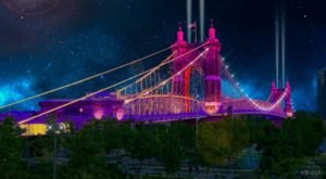 This Fall, The Queen City Will Light Up Again With Blink Cincinnati, A One-Of-A-Kind Light Show