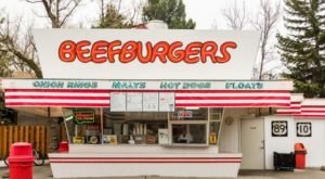 Visit Mark's In & Out, The Small Town Burger Joint In Montana That's Been Around Since 1954