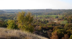 The North Fork Trail Will Take You To See The Most Spectacular Fall Foliage In North Dakota