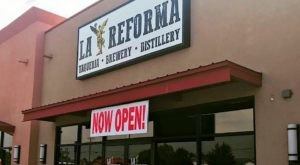 La Reforma Brewery Doubles As A Taqueria In New Mexico