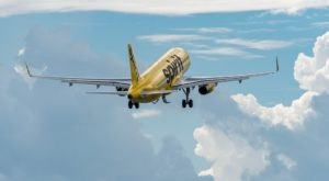 Spirit Airlines Will Soon Be Offering A New Upgrade To Those Sitting In The Middle Seat