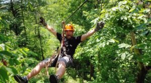 Zip And Sip On A Canopy And Brewery Tour With Boone Creek Outdoors In Kentucky