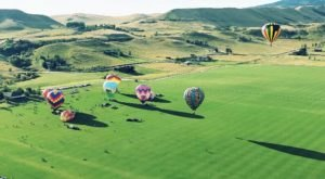 Balloon The Bighorns During A Spectacular Festival In Wyoming This Fall