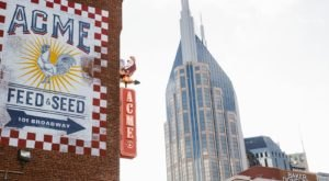 Dine Right On The Cumberland River At The Beautiful ACME Feed & Seed In Nashville