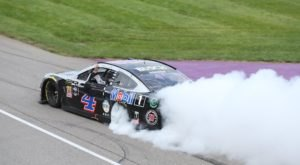 Have A True NASCAR Racing Experience At The Kansas Speedway