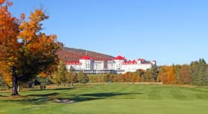 The Omni Mount Washington Resort Is Tailor-Made For A Fall Getaway