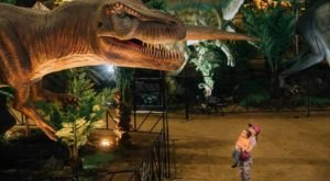 Mingle With Dinosaurs At The Jurassic Quest Event That's Coming To Michigan